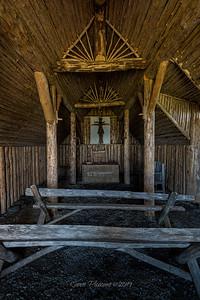 Viking church, Norstead
