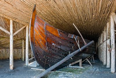 Snoori Viking ship, Norstead