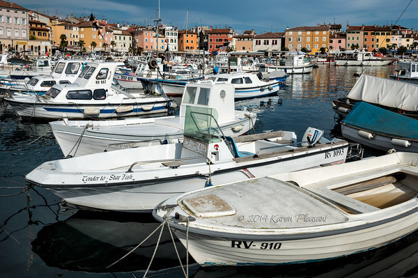 Harbor view, Rovinj