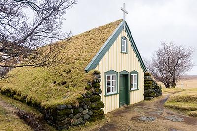 Hofskirkja church