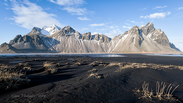 Vestrahorn on Stokksnes Peninsula