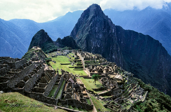 Machi Picchu