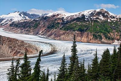 Salmon Glacier, Hyder