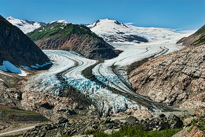 Second Glacier