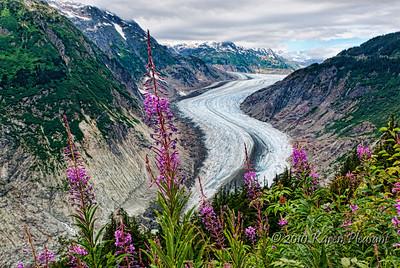 Salmon Glacier, Hyder, Alaska