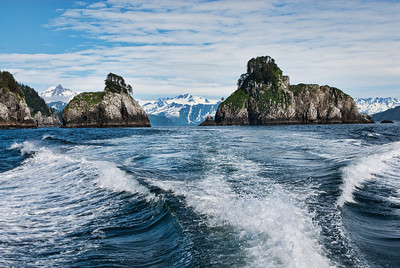 Kenai boat tour