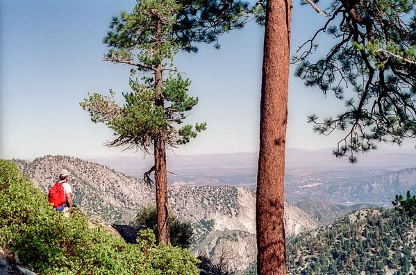 Icehouse Canyon hike