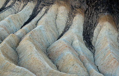 Patterns from Zabriskie Point