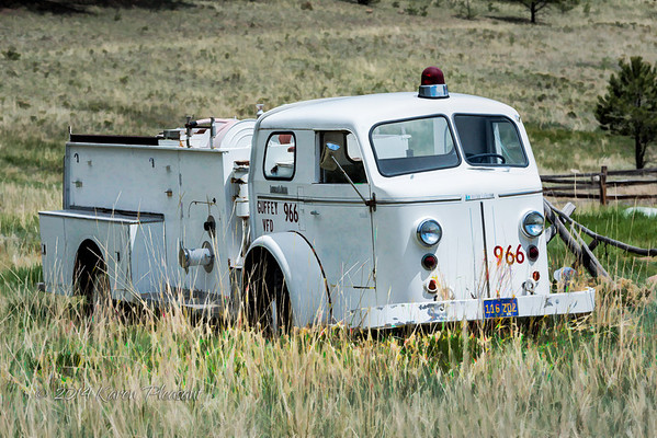 Ambulance, Guffy, Colorado