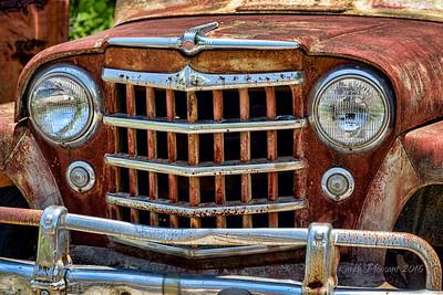 1950 Willys truck