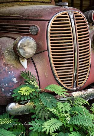Ford Firetruck