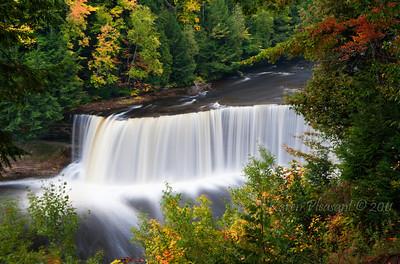 Upper Tahquamenon Falls,
