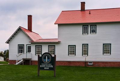 Whitefish Lighthouse