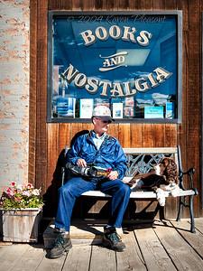 Virginia City ghost town