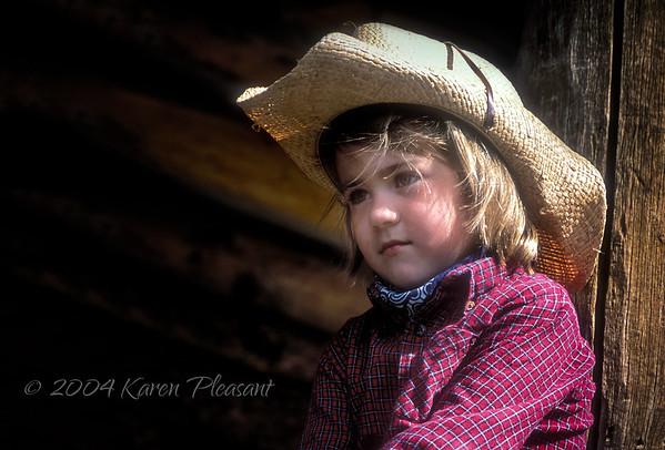 Future ranch hand