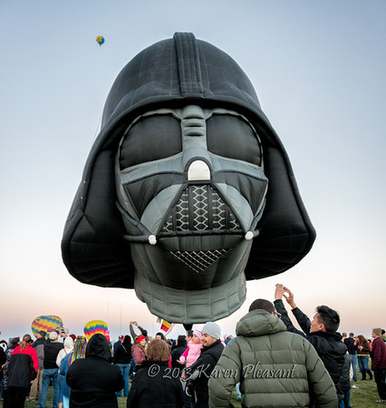 Darth Vader, Belgium