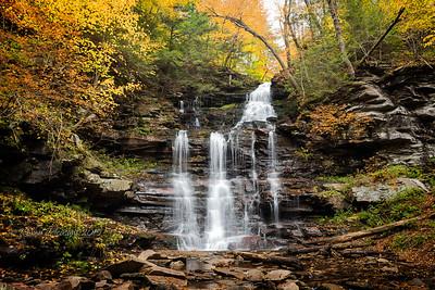 Ganoga Falls, Ricketts Glen State Park