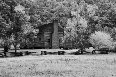 Shields family home, Cades Cove, Smokey Mountains NP