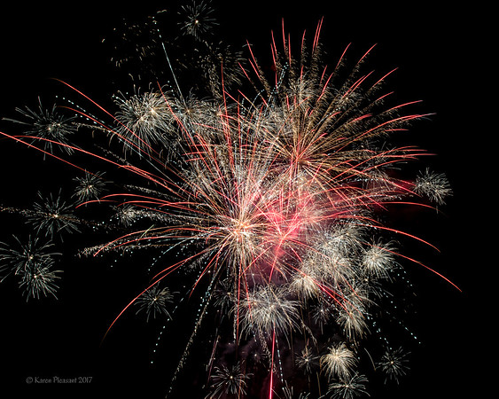 Fourth of July celebration 2017