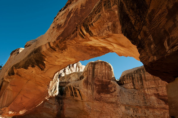 Hickman Bridge, Capitol Reef NP