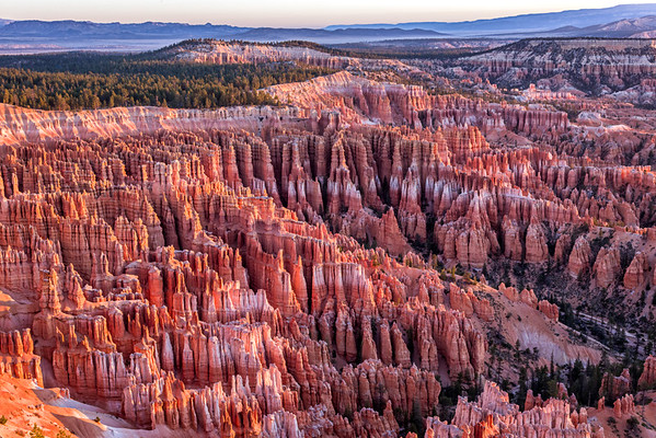 Sunrise @ Bryce Canyon NP
