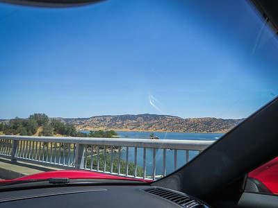 More lake views over bridge