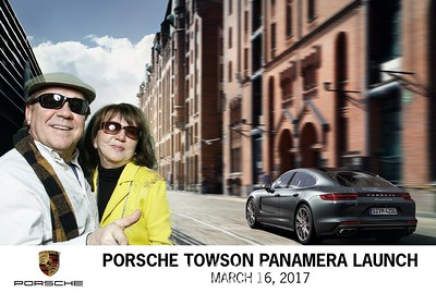 Porsche Towson Panamera Launch 3.16.17