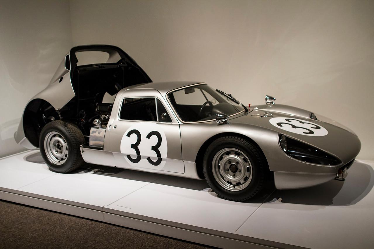 Porsche Type 904/6 Prototype, 1965.