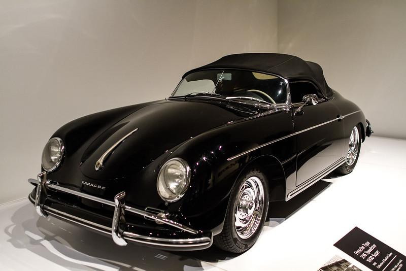 Porsche Type 356 Speedster 1600 Super, 1958.