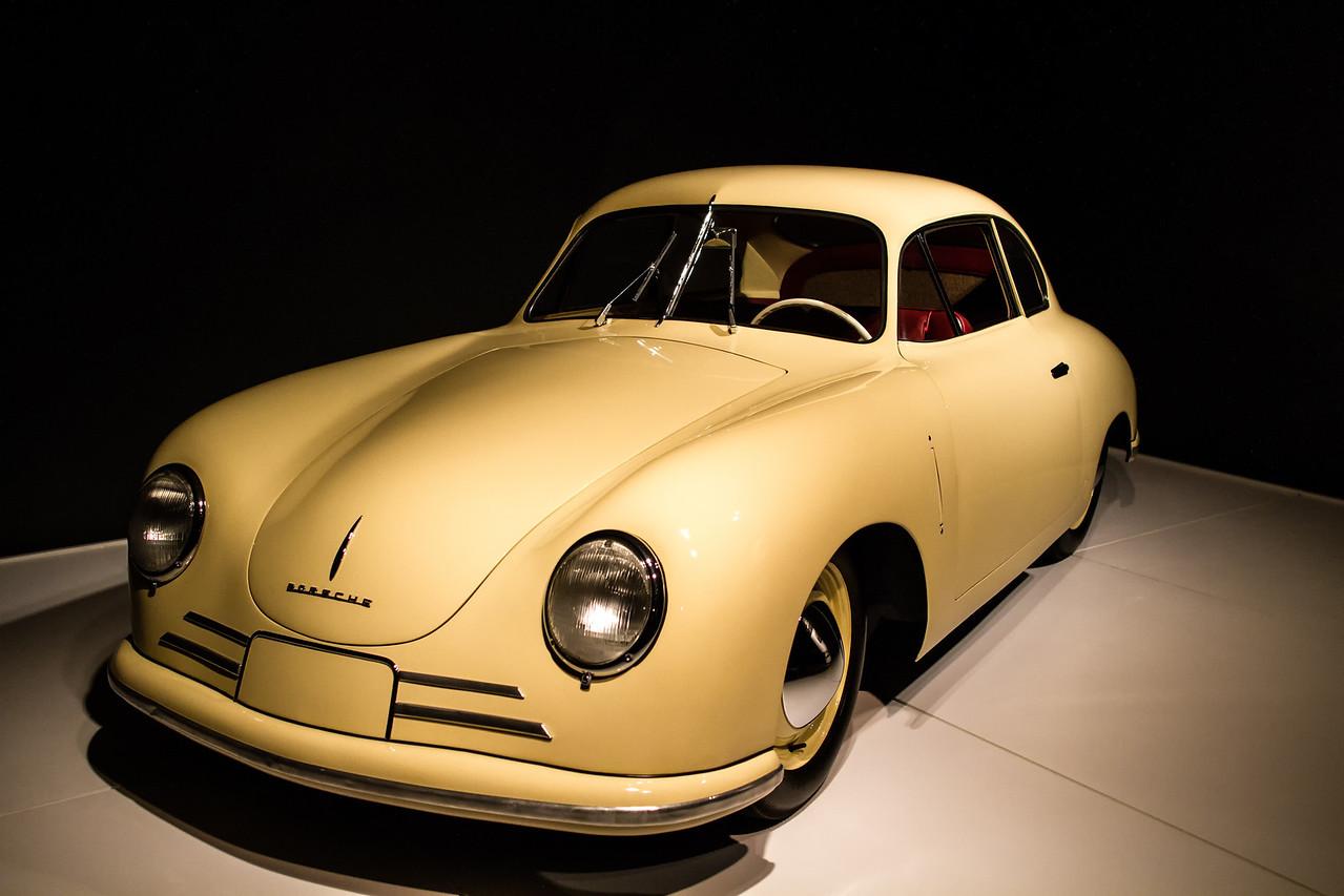 Porsche Type 356 Gmünd Coupe, 1949.