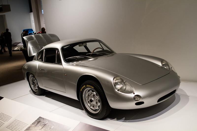 Porsche Type 356B 1600 Carrera GTL Abarth Coupe, 1961.