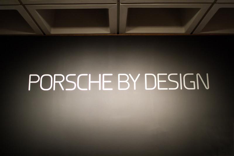 Porsche by Design - Raleigh, NC - January 2014.