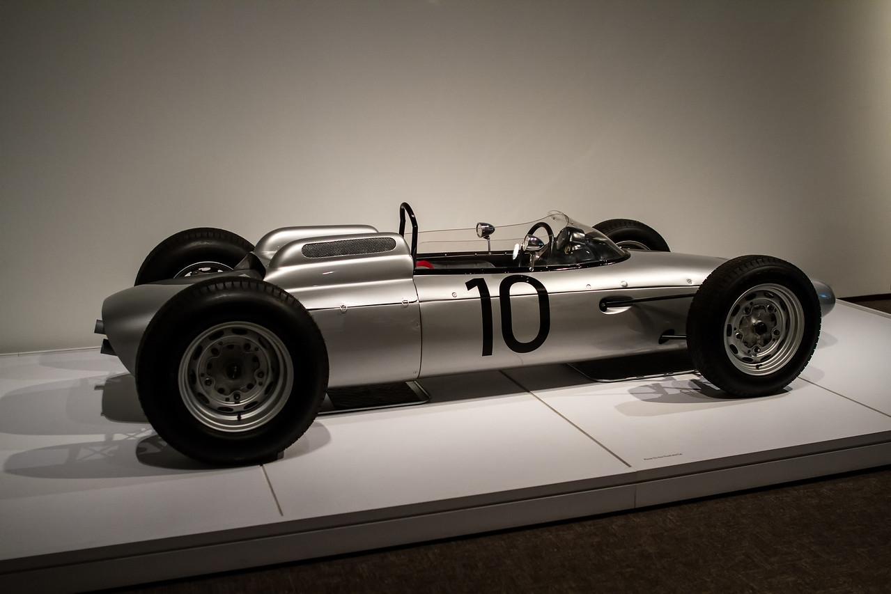 Porsche Type 804 Formula One, 1962.