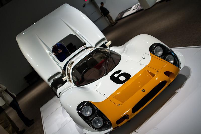 Porsche Type 908K Prototype, 1968.