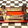 "Keith wanted to see if a ""rear"" mounted motor chassis would handle well as compared to the typical GTP chassis designs."