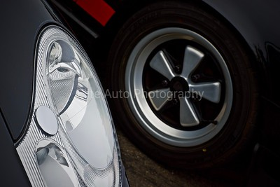Porsche 996 Headlight