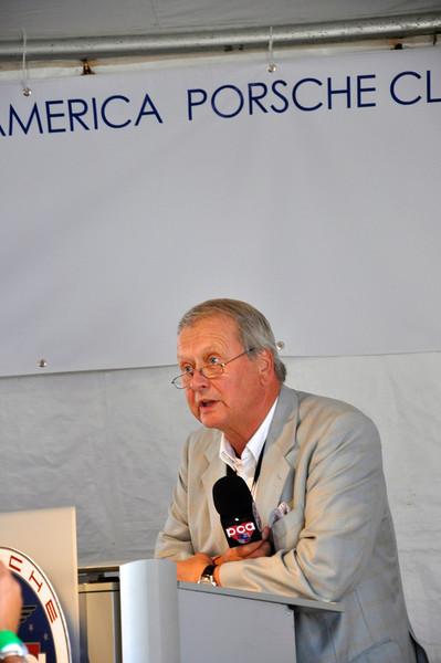 Dr Wolfgang Porsche