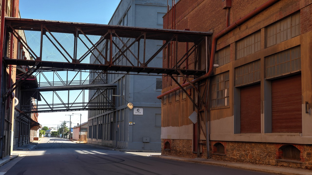 Port Adelaide backstreets7