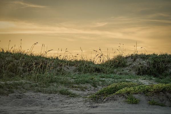 Dunes Sunset