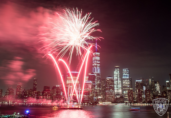 Port Authority 4th of July