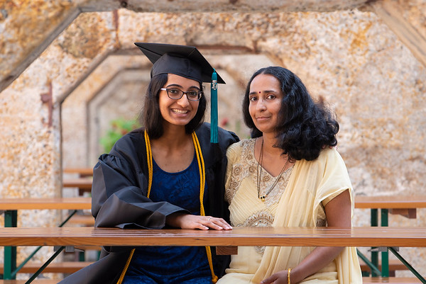 20190606 Himani Bhat Senior Cap and Gown 159Ed