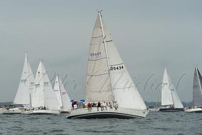 USA 2543 Comfortably Numb Michigan Sail Boat Yacht