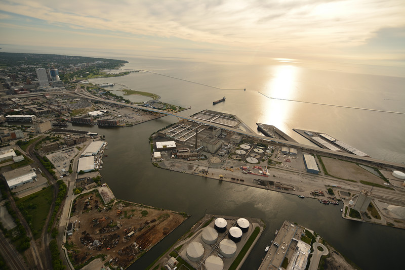Port of Milwaukee May 2016