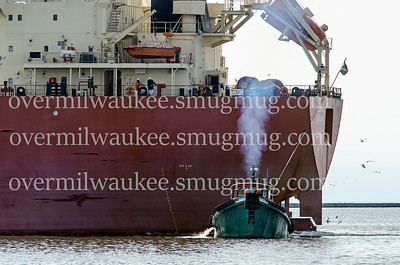 PORT OF MILWAUKEE MAY 2017