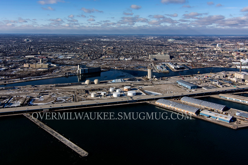 PORT OF MILWAUKEE DECEMBER 2016