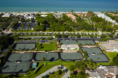 Port Royal Aerial Tennis