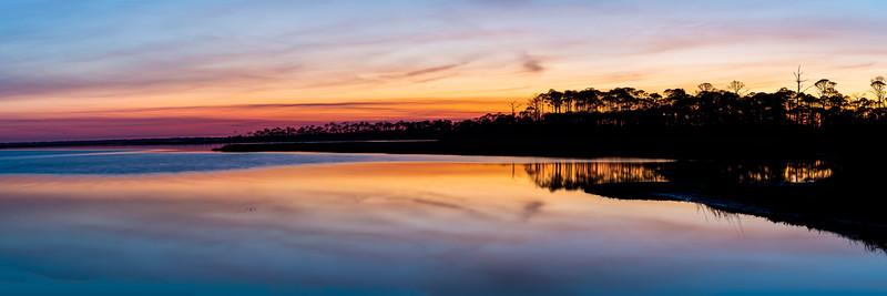 St. Joe Bay Colors of Morning