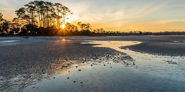 Port St. Joe Beach Sunrise