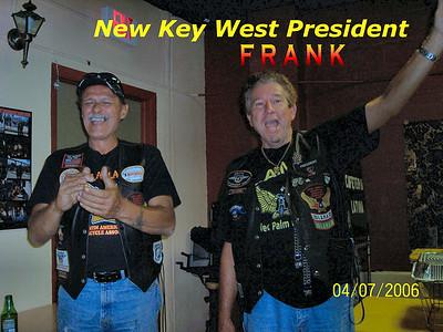 Frank - New Key West President