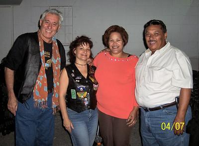 Paolo, Miriam, Pedro - wife